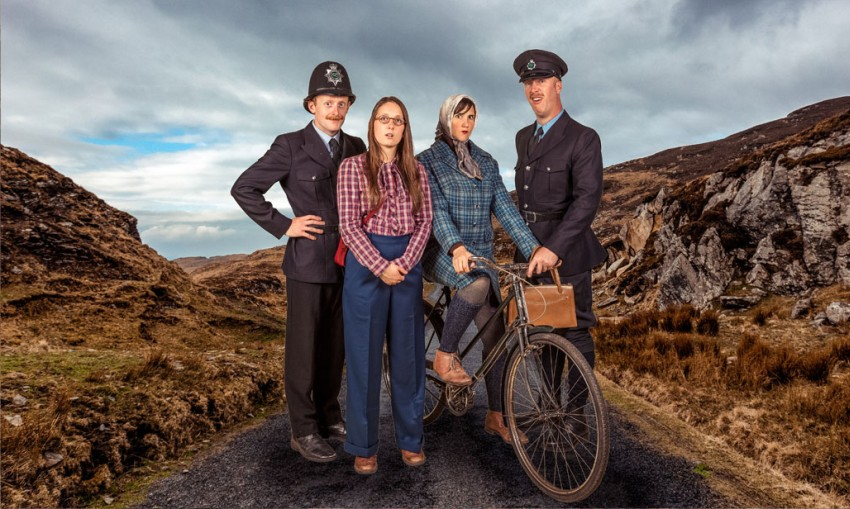 Miracle Theatre Company - The Third Policeman