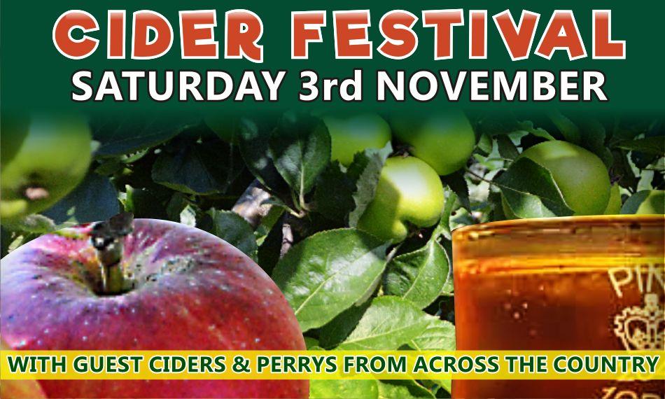 Slide 2 - Cider Festival