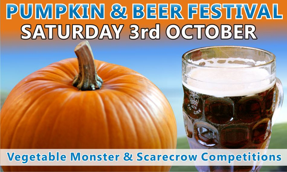 Slide 6 - Pumpkin & Beer Festival